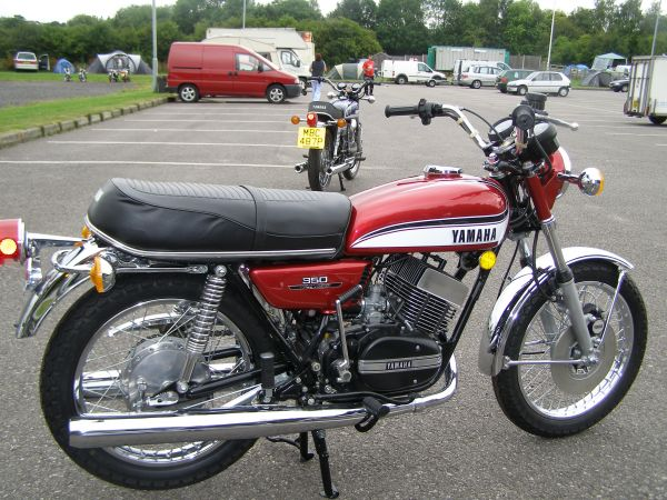 Yamaha Rd350  The Model Guide